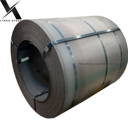 Ferro di prima qualità materiale da costruzione zinco 20 g carbone a caldo Lamiera Gi 26 Gauge spirali in acciaio zincato verniciato