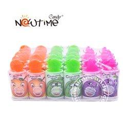 NTG fruits colorés19027 Bubble Gum Chewing-gum Candy