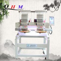 توفر آلة التطريز من مجموعات الصين اثنين من التطريز الماكينة