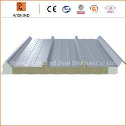 Строительный материал EPS/PU/PIR/PUR/полиуретан/рок шерсть изолированный металлические панели для стальных склада/практикум для стен и крыши
