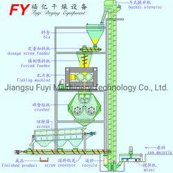 MAP/DAP/KCL混合肥料のコンパクトの出版物の造粒機装置
