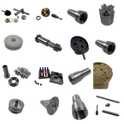Usine de l'ISO de vendre l'usinage de haute précision de la céramique de tourner les pièces
