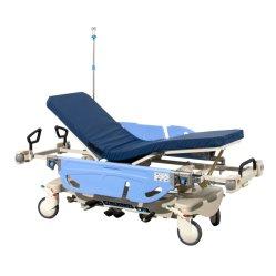 Hidráulico de lujo de transferencia de la cama camilla de rescate de emergencia