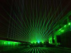 40K 4W Green Laser Light Projector DJ Show Stage Laser Equipment