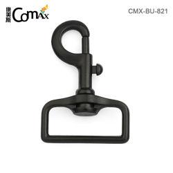 Llavero de metal de cierres de langosta disparador giratorio grapas Hebillas de ajuste hebilla de la bolsa de ganchos para