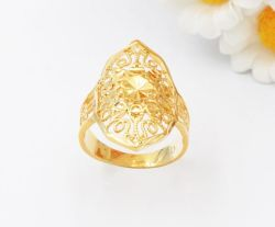 заводская цена оптовой последнюю версию Gold кольцо дизайн украшения,