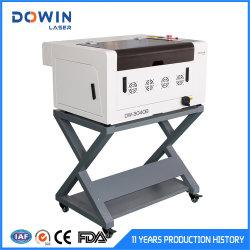 Máquina de grabado láser de venta caliente para la industria de la impresión