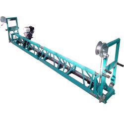El bastidor de aleación de aluminio de nivelación de hormigón de la máquina para la construcción de pavimento