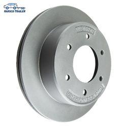 """Rotore freno a disco galvanizzato con schema a 6-139.7 bulloni da 12"""""""
