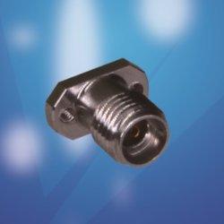 2.92mm (SMK) do sexo feminino 40 GHz para montagem de PCB Conector de Teste de cabo coaxial de RF