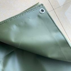 Strati impermeabili rivestiti della tela incatramata di Equirement della vetroresina del tessuto della tela incatramata del PVC tessuti 18oz della lama del PVC