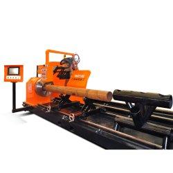 3- 6 оси трубопровода с ЧПУ плазменной резки машины Bevelling резки