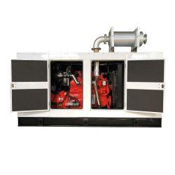 Silent 200KW motor generador de gas natural Gas Precio