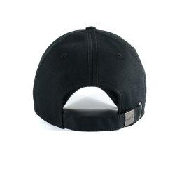 Primavera e Verão personalizado boné, Applique e Visor Bordados Cap Hat 6 Painéis Algodão Sport Cap