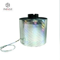fabrikant van de Band van de Scheur van de Verpakking van de Tabak van het Hologram van het Huisdier van 2.5mm de Zilveren Zelfklevende