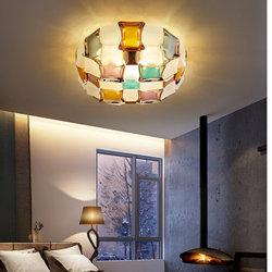 إيطاليا تصميم ملونة PVC شبكية LED السقف ضوء حي الإبداع المعيشة مصباح السقف/الحائط من الوكالة الكندية للتنمية الدولية (WH-or-218)