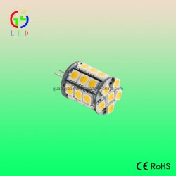 LED G4 27SMD 5050 초고휘도 플러그 전구, LED G6.35 타워 램프, LED G4 선박용 캐비닛 조명
