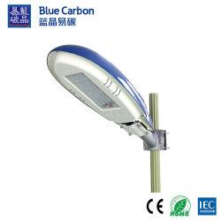 Venta caliente Sun Control impermeable al aire libre LED 30W de luz solar calle