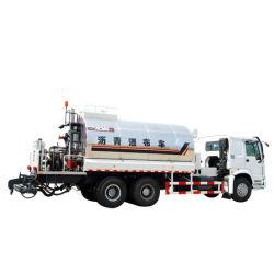 도로 공사를 위한 도로 기름 스프레이어 유조선 가연 광물 스프레이어