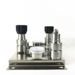 O ar de gases industriais Semi Auto Dispositivo de comutação