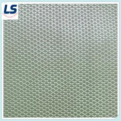 스테인리스 스틸 다이아몬드 패턴 마이크로 확장 금속