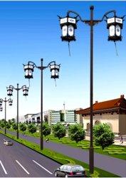 China-traditionelle antike Straßenbeleuchtung-Lampe eine intelligentere und künstlerischere Option