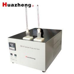 Automatische Erdöl-Produkt-Wolke und Gießpunkt-Apparateprüfungs-Einheit