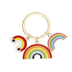 مجموعة مفاتيح الجملة الترويج شعار مخصص هدية هدية حامل المفتاح