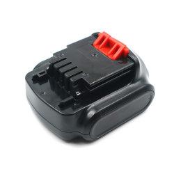 Herramienta de potencia de 10,8 V 1500mAh Batería compatible con el Black&Decker Lbxr1512