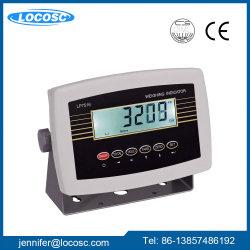 Locosc LP7516 Échelle numérique de l'indicateur de pesage à fonctionnement LED pour la plate-forme électronique