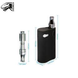 Mini 2n1 Vape Starter Kit 1000Мач окно Mod с свободы V9 подъемом