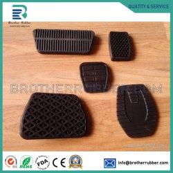 Serviço Pesado personalizado Anti Vibração Mobiliário Plástico Adesivo de Borracha do pedal de pé elástico de pára-choques