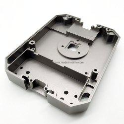 Herstellungs-Präzisions-Aluminiumteile, die CNC-kupfernes Feder-Kasten-mechanisches maschinell bearbeitet maschinell bearbeiten