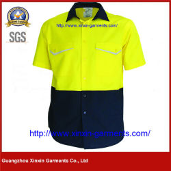 2021 남자 작업복에 대한 새로운 도매 싼 코튼 작업복 유니폼(W364)