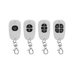 Puerta de seguridad universal Transmisor y receptor de control remoto inalámbrico RF 433MHz 2.4G Kl099 puerta del garaje
