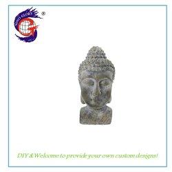 Statua di marmo di effetto del Buddha della decorazione del mestiere domestico di piccola dimensione della resina