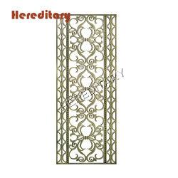 Bronzealuminiumprivatleben-Bildschirm-Panels für Raum-Teiler
