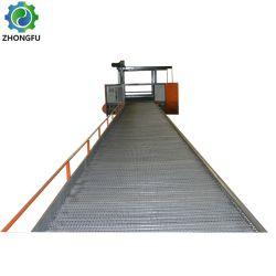 30m Mesh Belt convoyeur à chaîne de production de pavage de placage de base pour le contreplaqué et le LVL