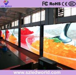 P3 для использования внутри помещений полноцветный светодиодный индикатор в аренду стены отображения видео рекламы