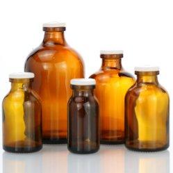 Botella de vidrio moldeado 7ml/8ml/10ml/15ml/20ml/30ml/50ml/100ml