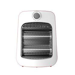 الصين الشركة المصنعة المنزل الاستخدام الصغيرة ميني محمول شخصي ميني كهربائي مسخن كوارتز لمروحة ذات لوحة بسعات فورية لفصل الشتاء