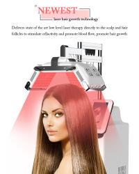 Лазерный диод облысения терапии лазерного устройства роста волос волосы лазера низкого уровня машины