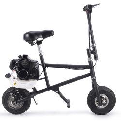 des Gas-49cc Minikind-Schmutz-Fahrrad fahrrad-des Schwarz-EPA anerkanntes