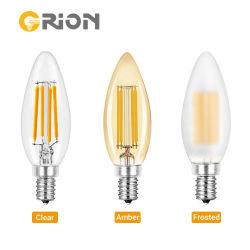 مصباح شمعة LED Orion Dimmable LED ضوء المصباح E14 LED 4 واط مصباح LED من الفتيل للثريا