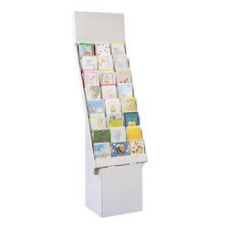 Kassenbuchregale, Kartonbuch-Anzeigebänder, Grußkartenanzeige Ständer Pappe