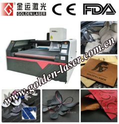 Cuir de la faucheuse Laser/ Graveur de coiffe de siège, intérieur automobile, Canapé (ZJ(3D)-160100LD)
