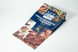 Bio-Degradable recicláveis composto de vácuo plástico Sacos de embalagem utilizados para o Pet Snack