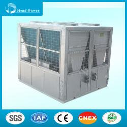 Armário refrigerado ar percorrer o resfriador de água do refrigerador de ar fique