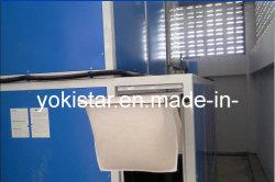 Sala de pintura de acessórios da cabine de pintura por spray de ar de escape do filtro de bolso