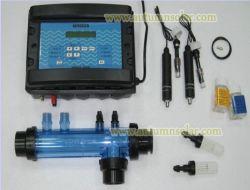 Lache-Kontrollsystem, Solarheizungs-Kontrolleur, minder System dosierend